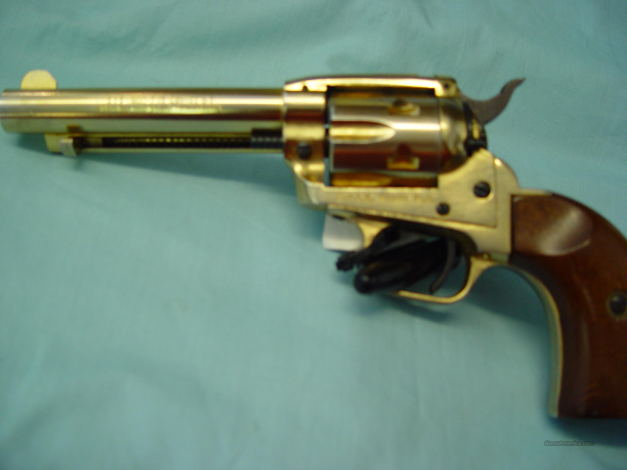 FIE mo# E-15 (needs service) 22 mag Gold plated