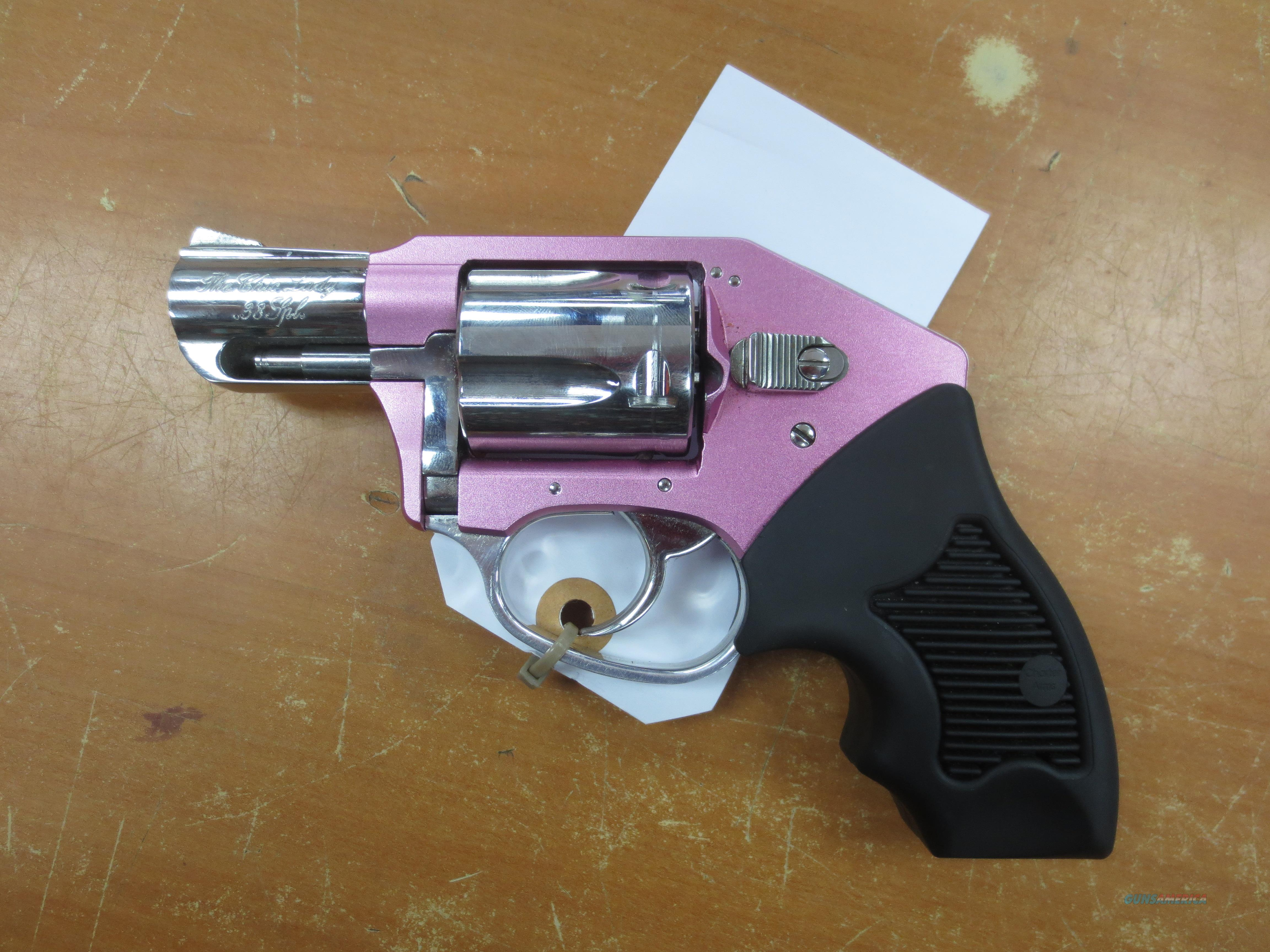 """Charter Arms """"The Chic Lady"""" .38 Spl CA ok!  Guns > Pistols > Charter Arms Revolvers"""