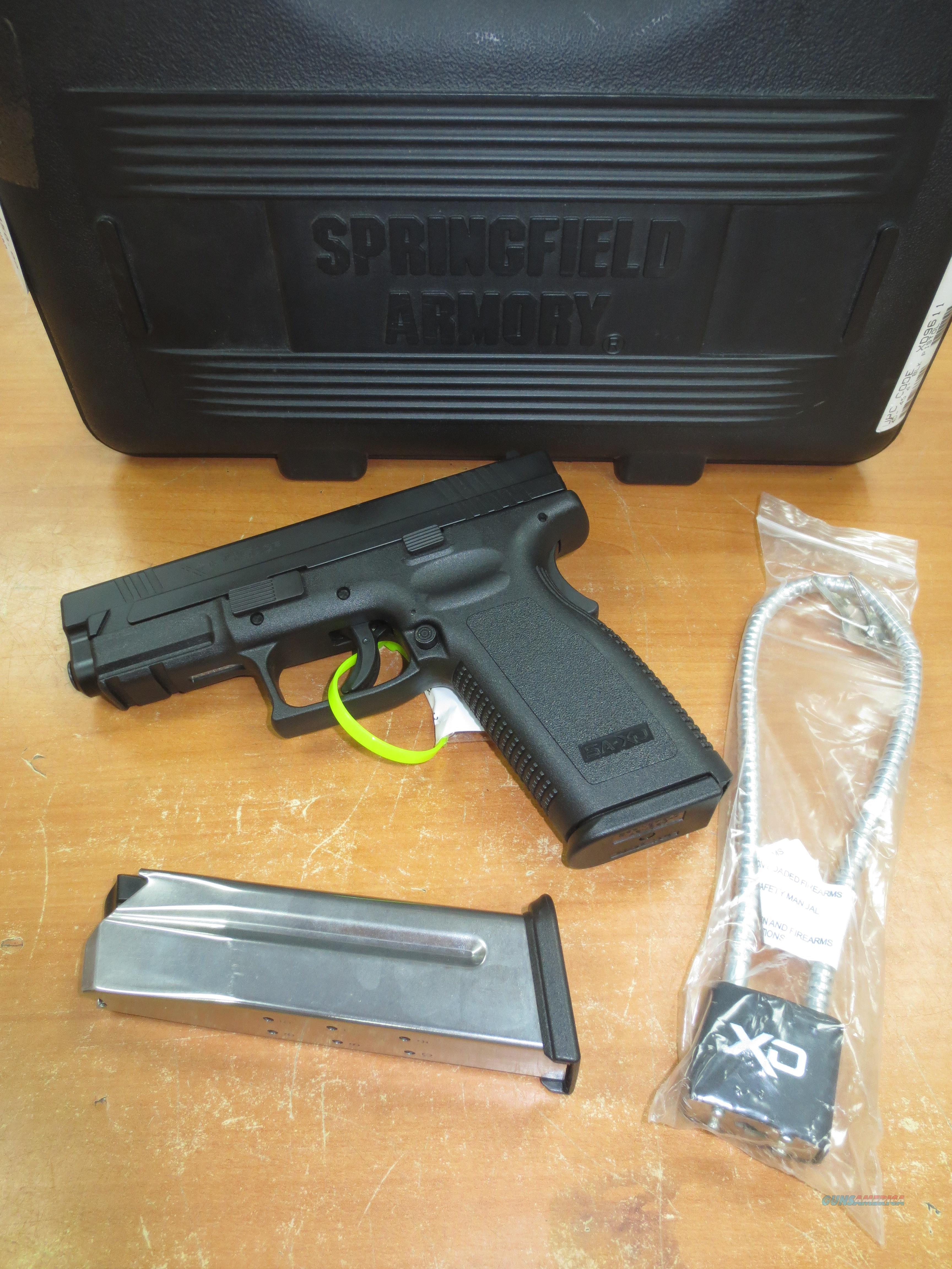 Springfield XD-45 Full frame in Box! CA Ok!   Guns > Pistols > Springfield Armory Pistols > XD (eXtreme Duty)