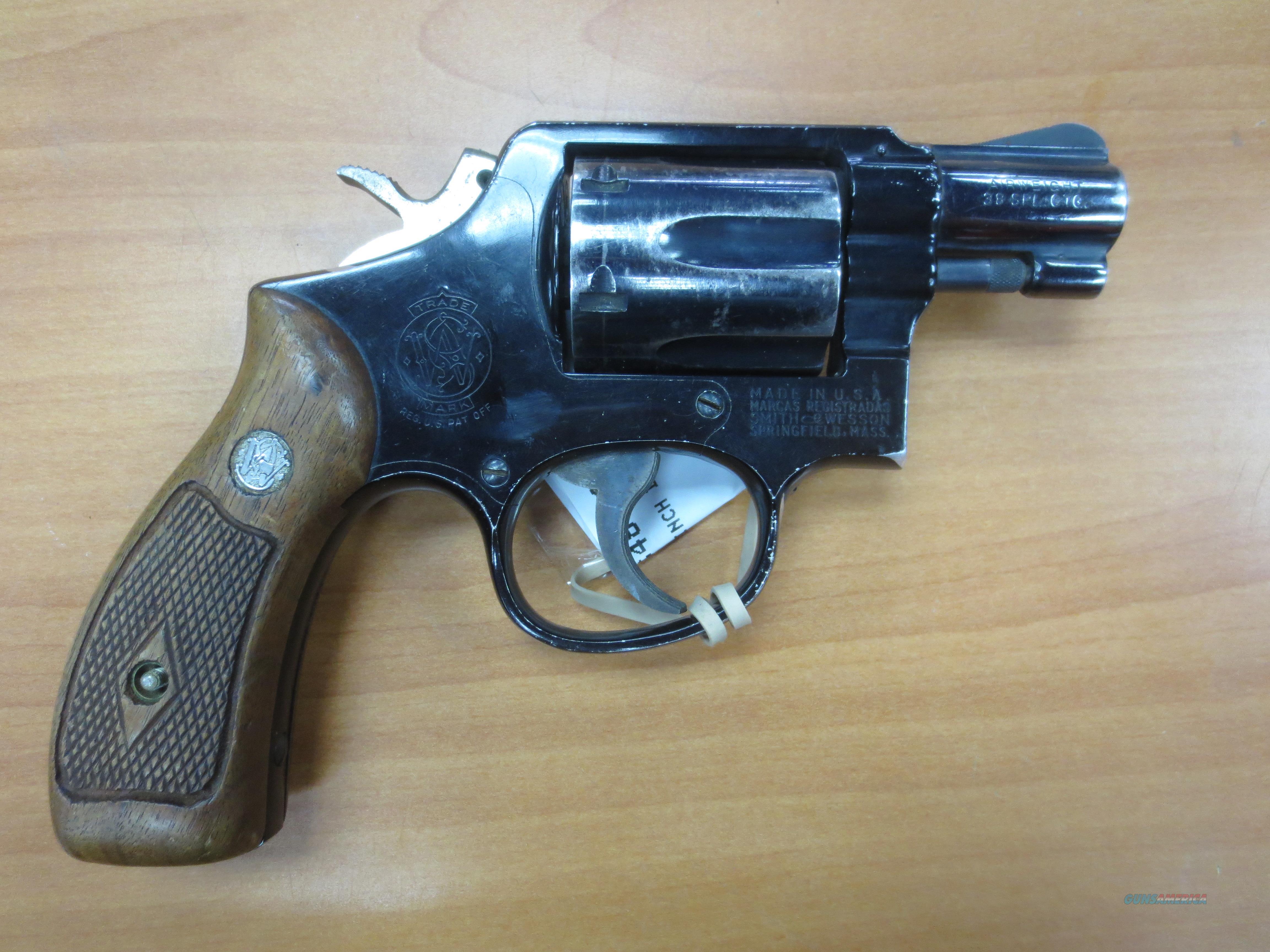 "S&W mod# 12 Airweight .38 cal DA 2"" revolver  Guns > Pistols > Colt Double Action Revolvers- Modern"