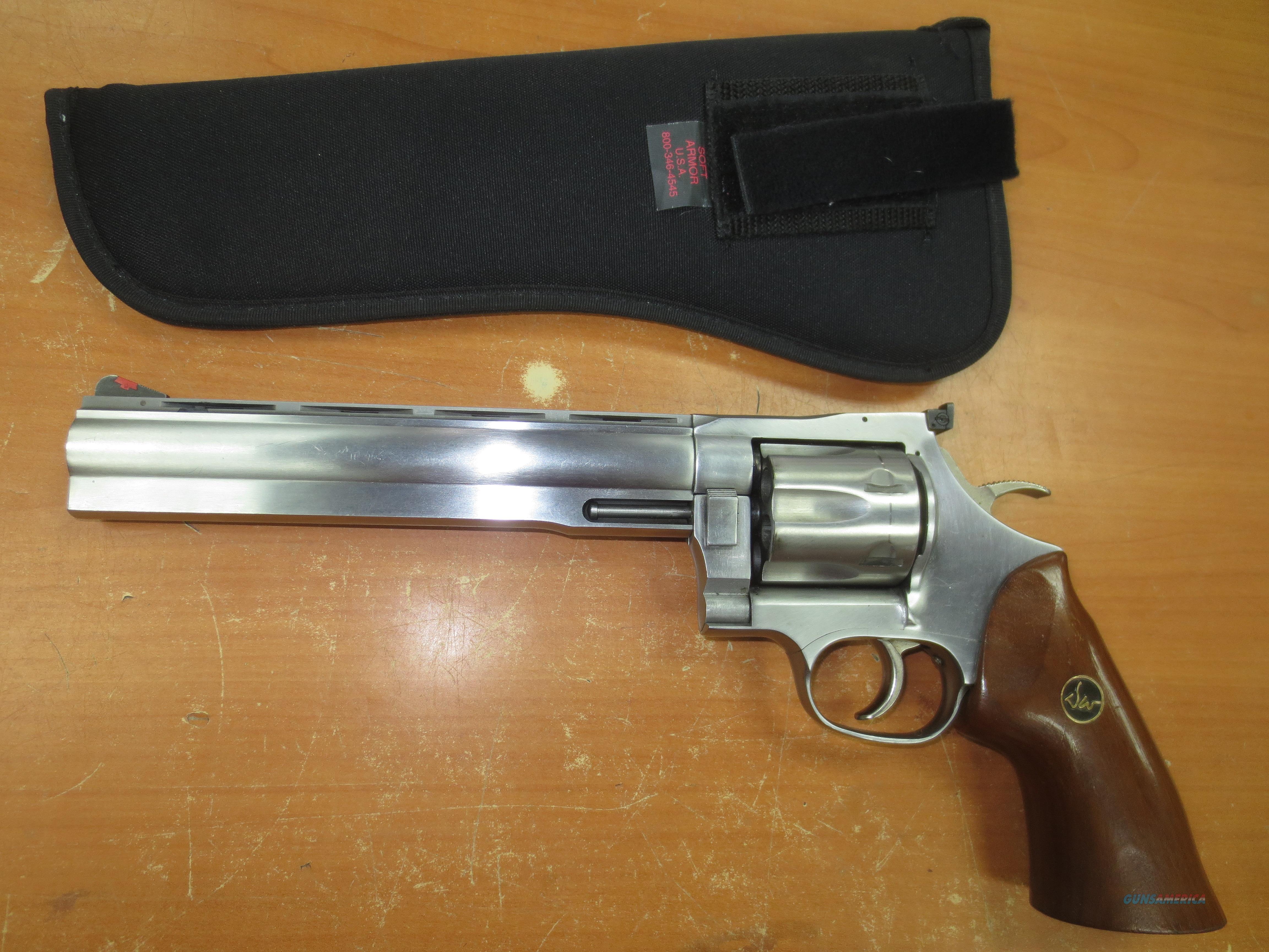 Dan Wesson model 44 long barrel .44 Mag (Not CA qualified)   Guns > Pistols > Dan Wesson Pistols/Revolvers > Revolvers