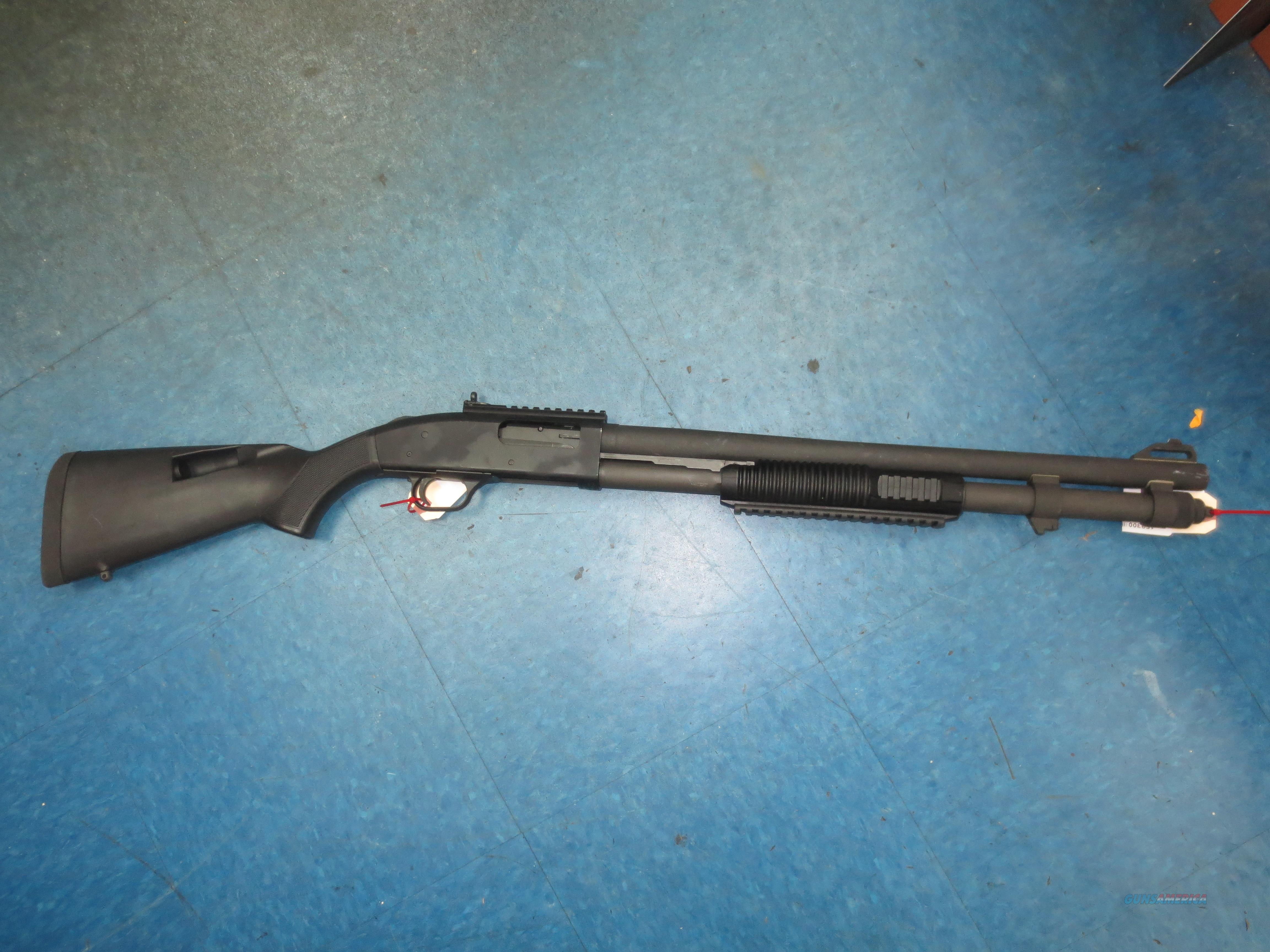 Mossberg mod# 590A1 tactical 12 gauge   Guns > Shotguns > Mossberg Shotguns > Pump > Tactical