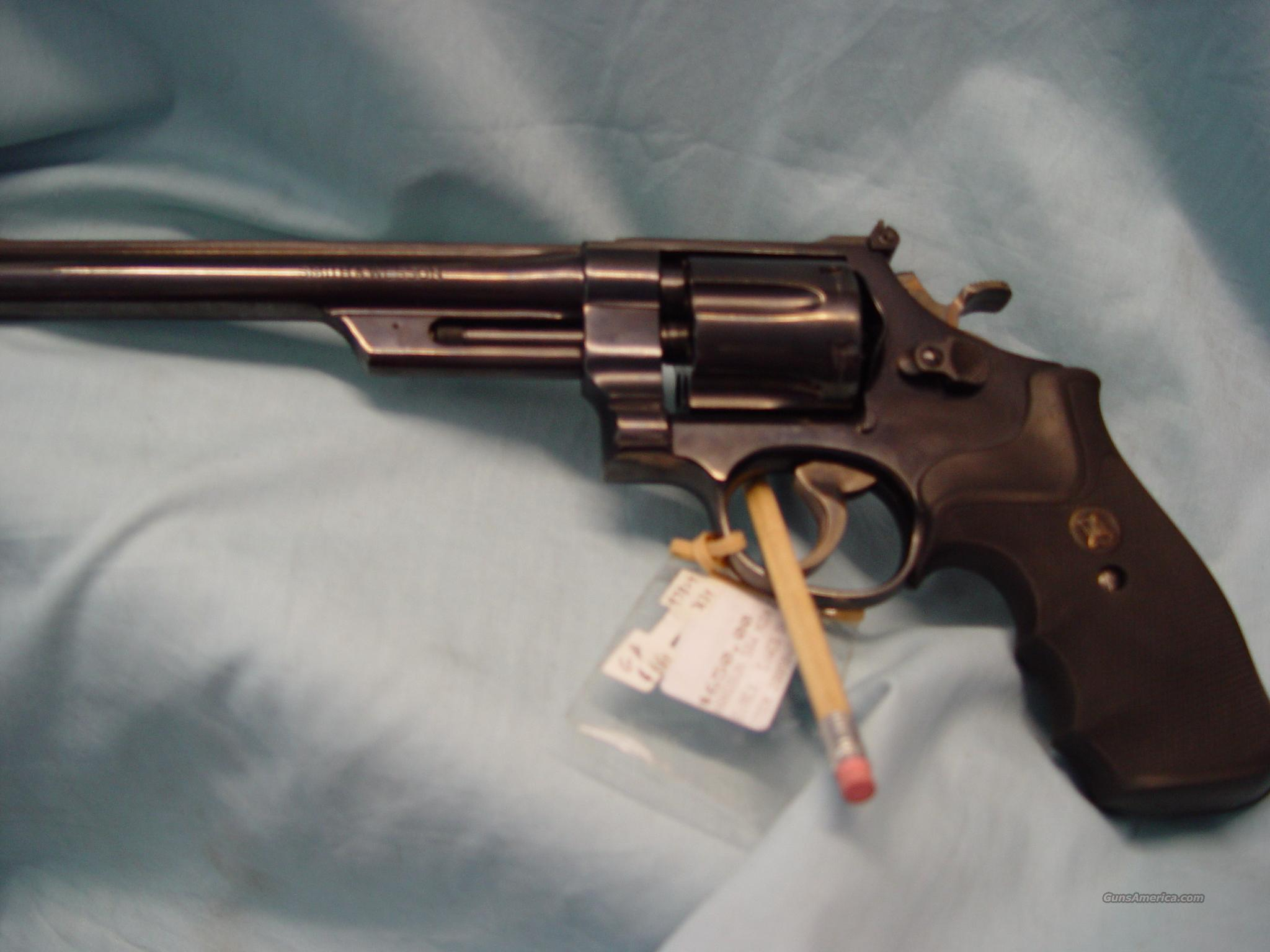 "S&W mod# 27-3 357 mag 8&3/8"" barrell  Guns > Pistols > Smith & Wesson Revolvers > Full Frame Revolver"