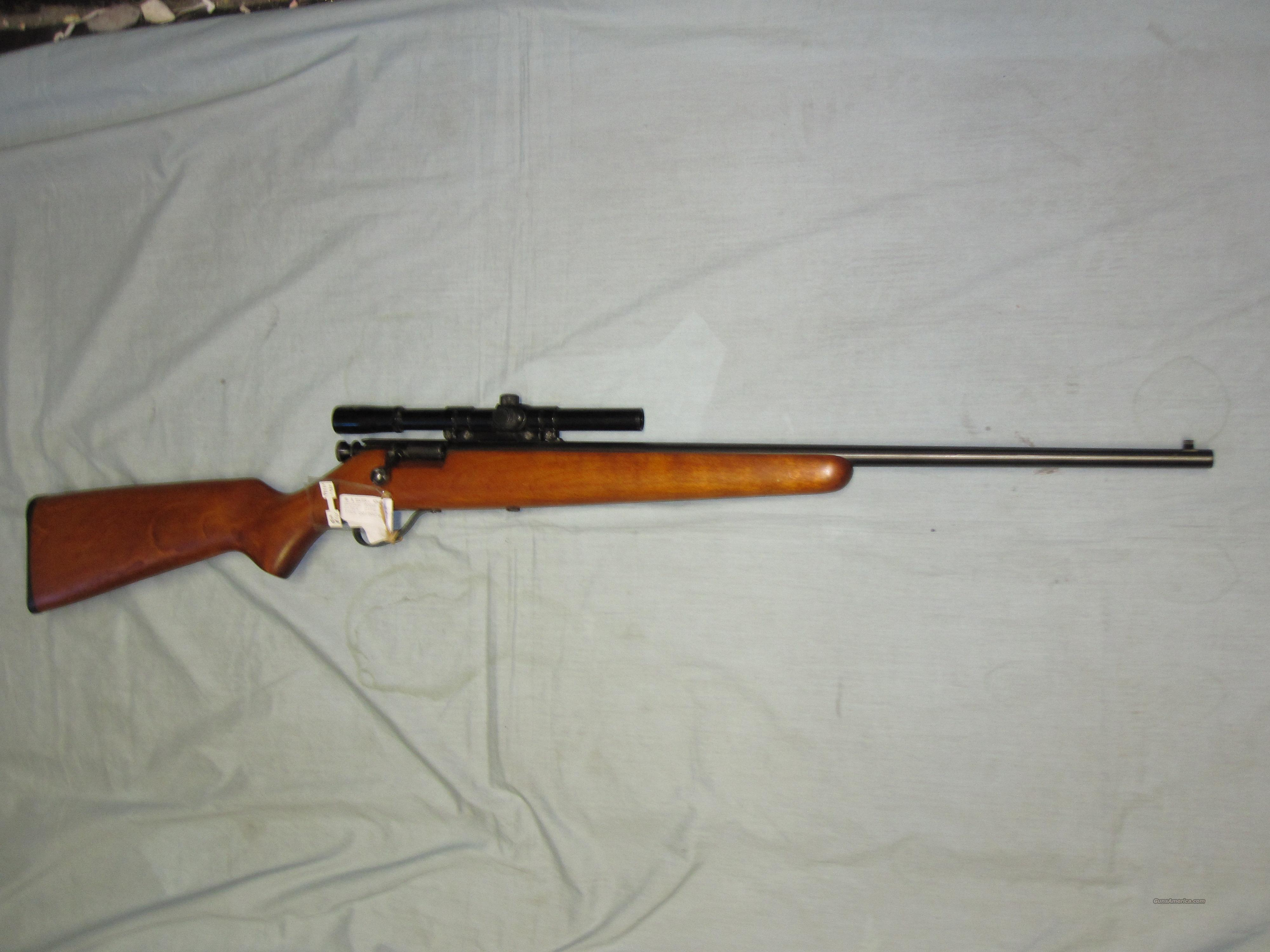 Savage arms mod# 120 ser.A 22 bolt action   Guns > Rifles > Savage Rifles > Standard Bolt Action > Sporting