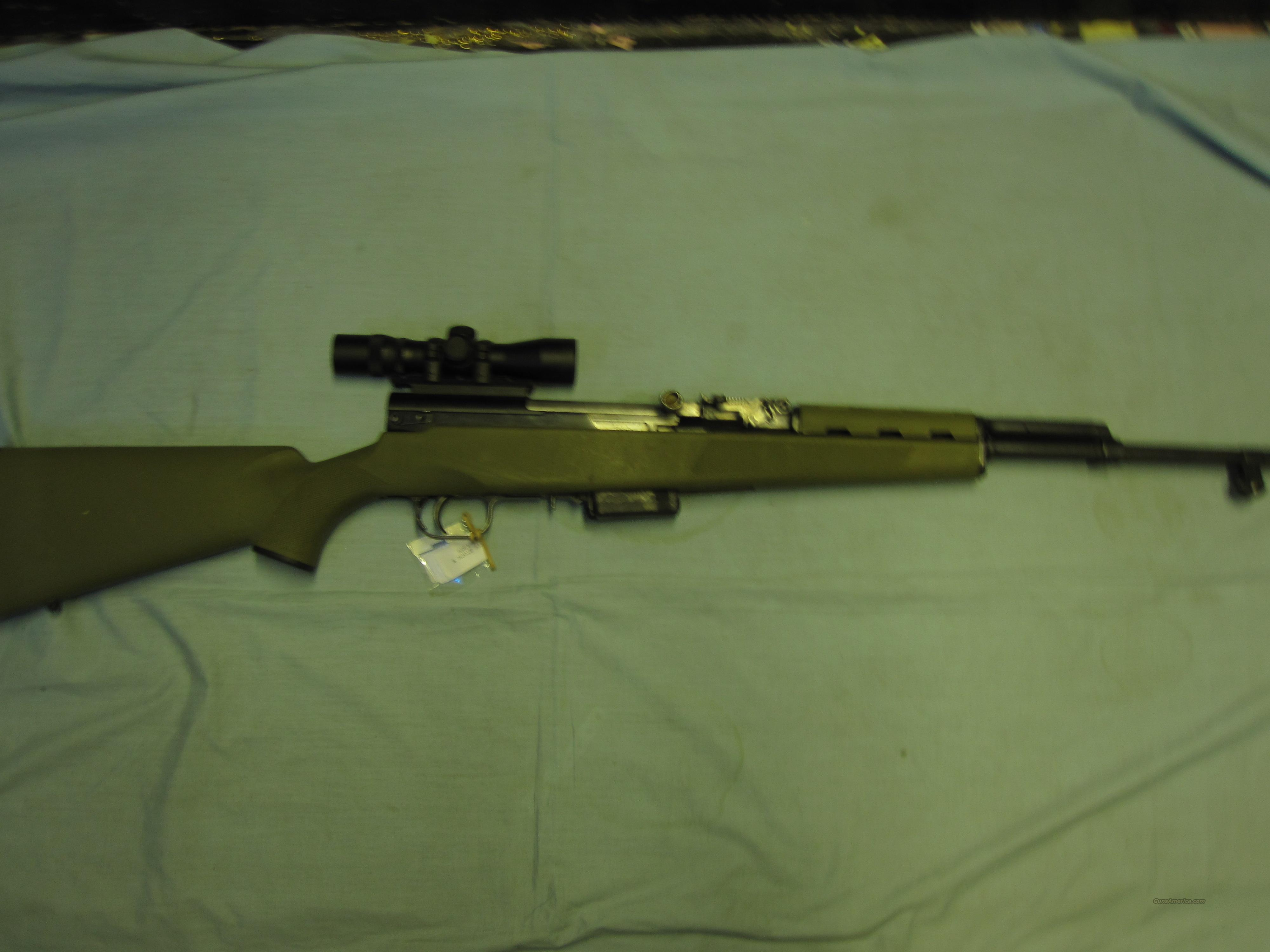 SKS romanian w/synth stock & 4x28 power scope  Guns > Rifles > SKS Rifles