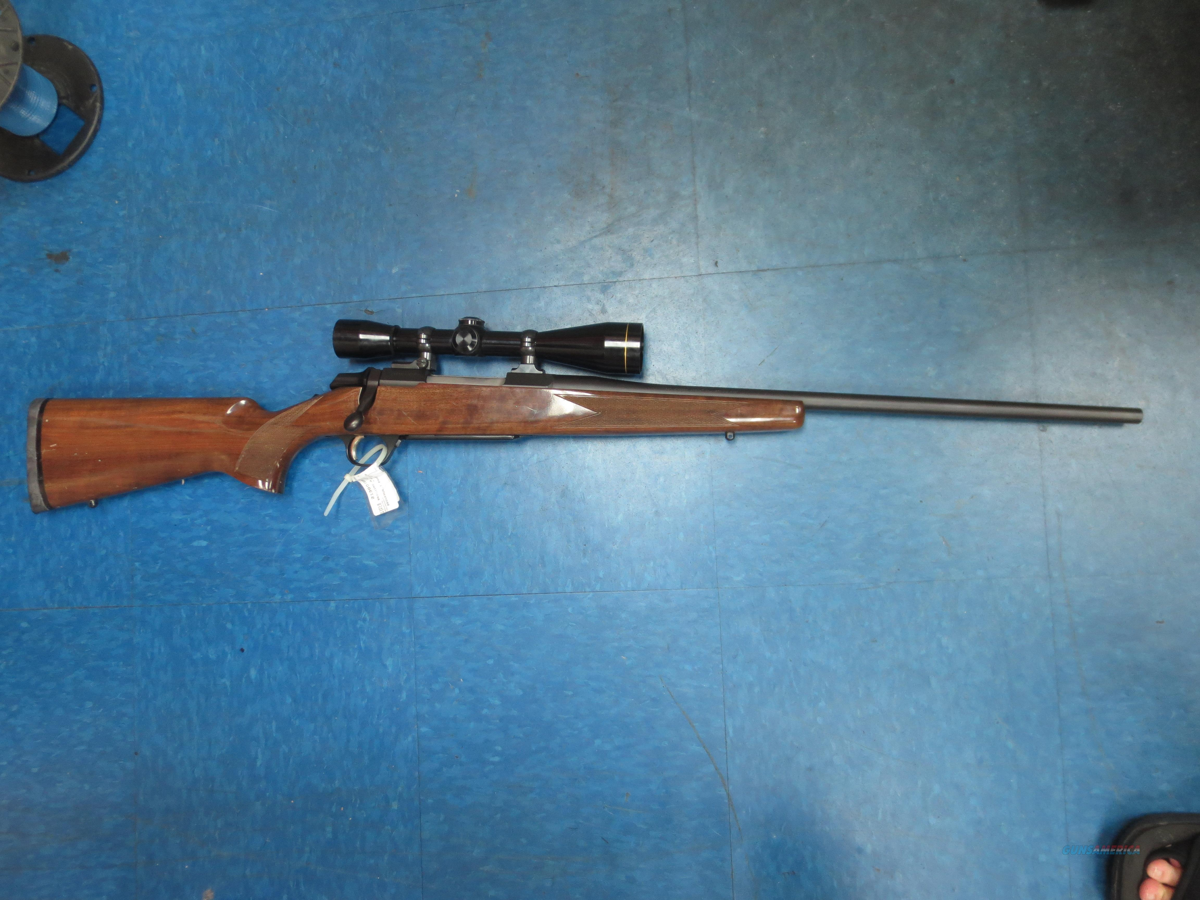 "Browning A-bolt rifle .270 win cal w/22"" tappered round barrel w/scope  Guns > Rifles > Browning Rifles > Bolt Action > Hunting > Blue"