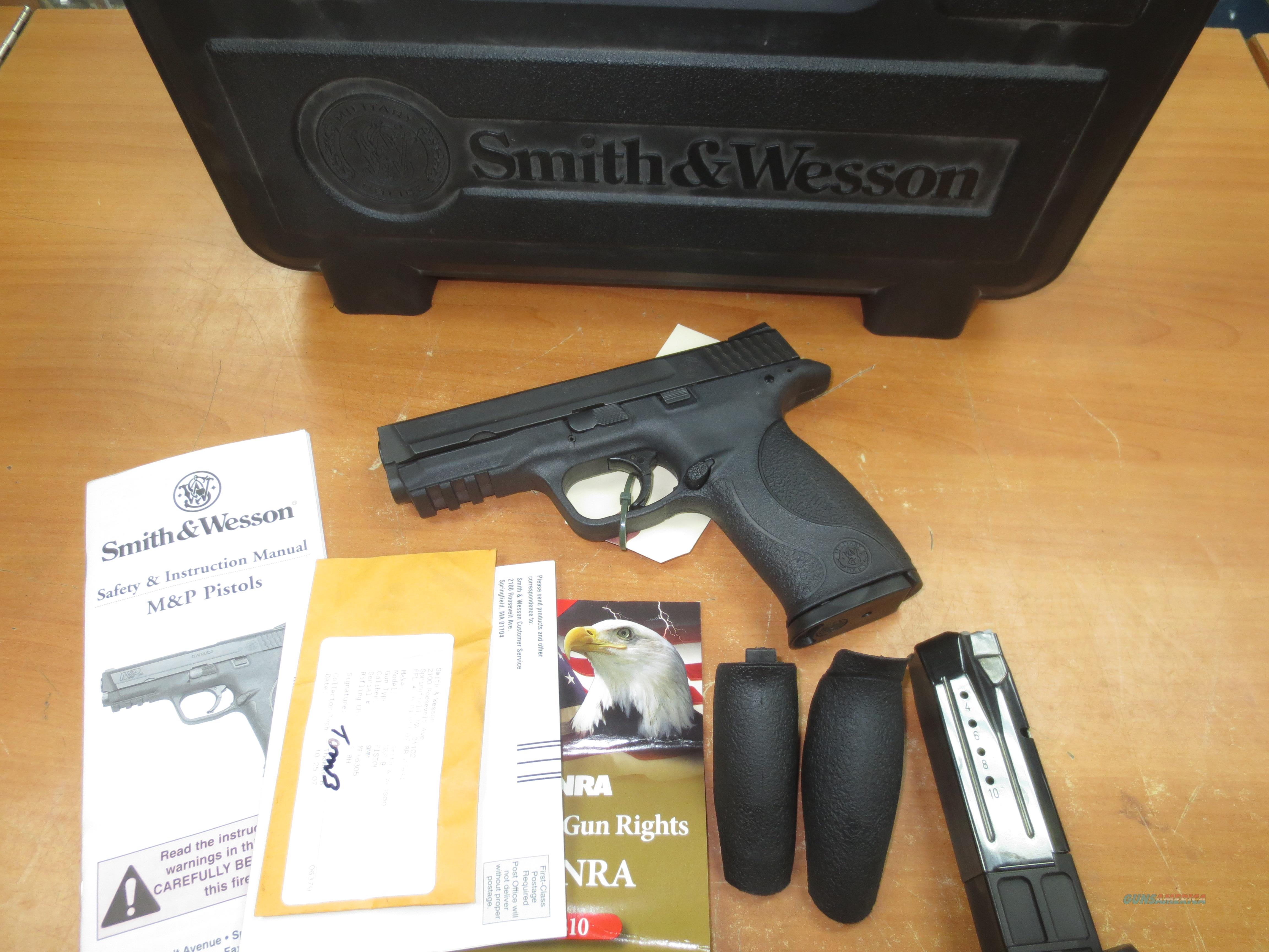 S&W model M&P9 in Original Case with 2 magazines  Guns > Pistols > Smith & Wesson Pistols - Autos > Polymer Frame