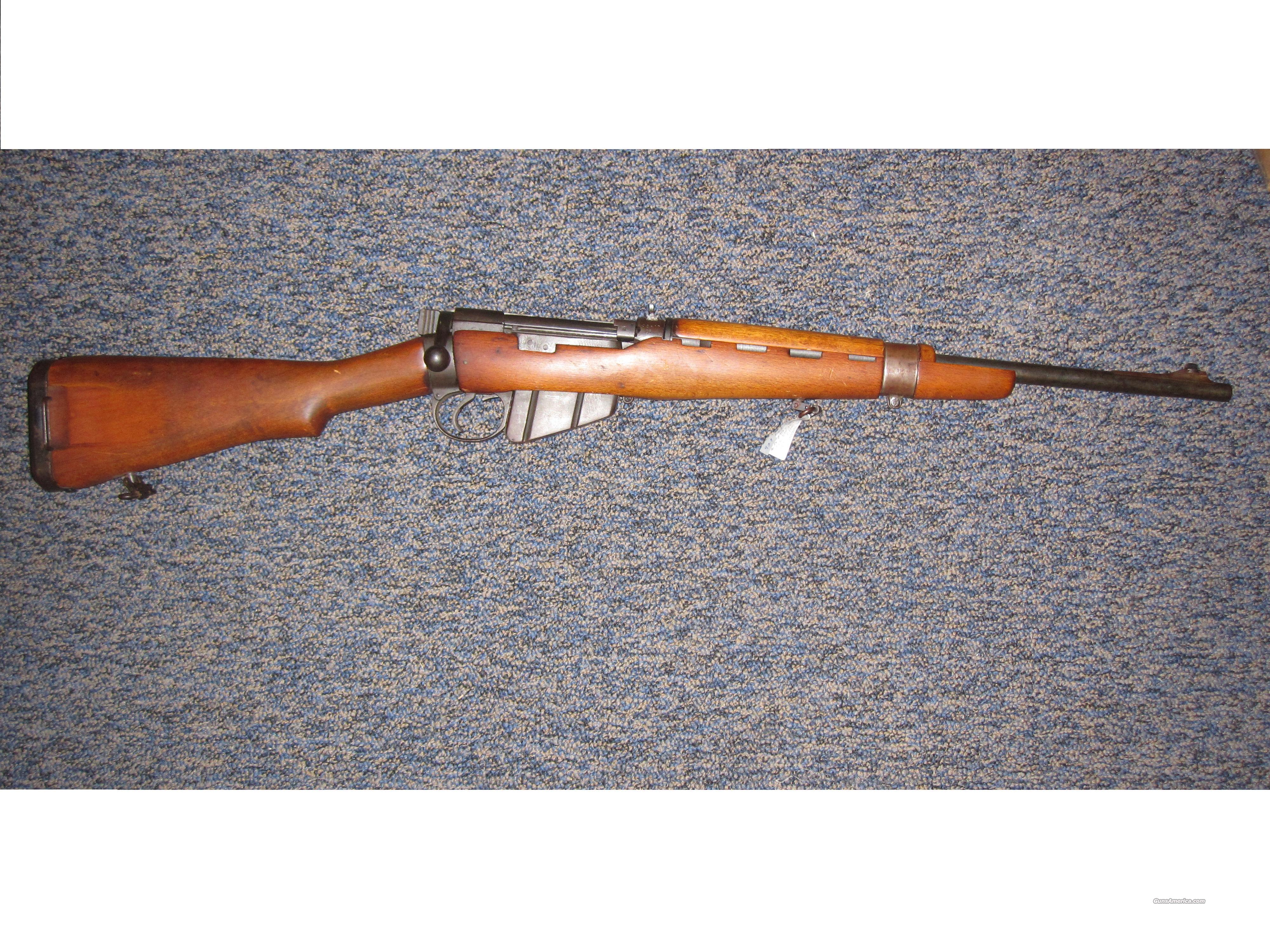 Enfield No.1 MkIII .303 cal rifle (Golden state Arms Jungle Carbine)  Guns > Rifles > Enfield Rifle