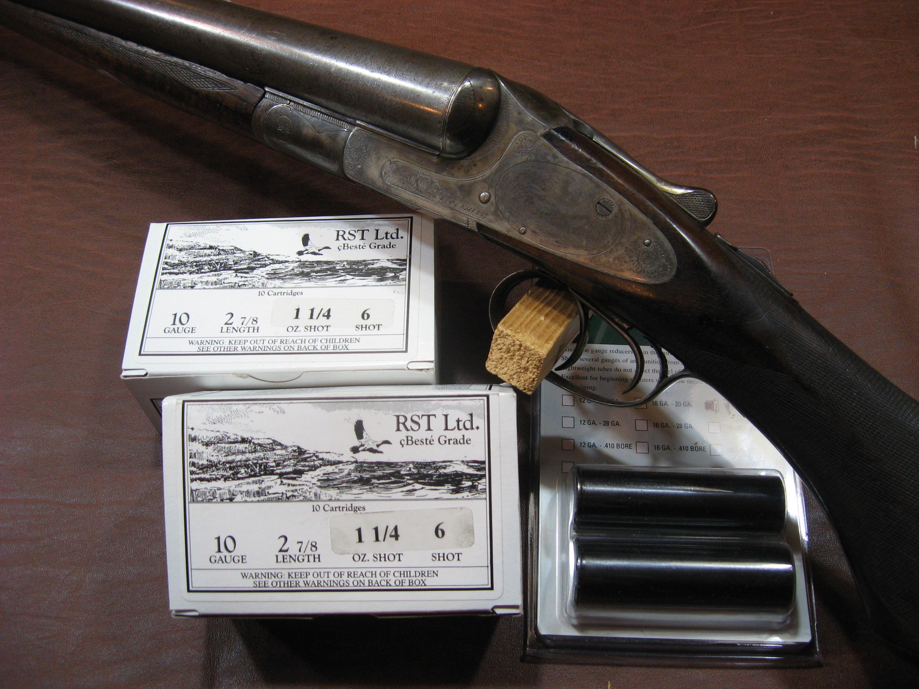 RARE - LC Smith Quality 3 - 10ga ONLY 90 made  Guns > Shotguns > L.C. Smith Shotguns