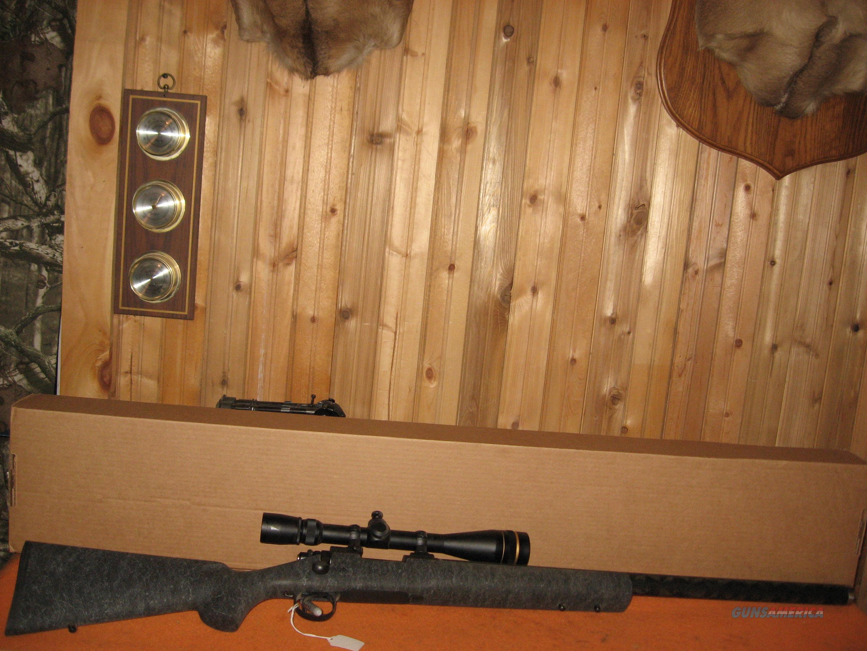 Remington 700 VS carbon barrel Leupold scope  Guns > Rifles > Remington Rifles - Modern > Model 700 > Tactical