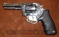 Taurus, Model 82, .38 Spl, Revolver, Polished Stainless Steel  Guns > Pistols > Taurus Pistols/Revolvers > Revolvers