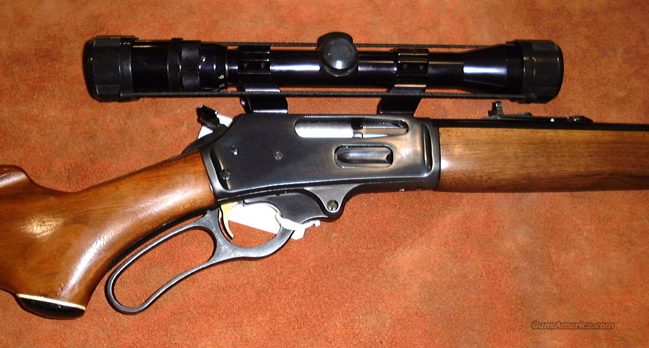 Marlin, Model 336 rifle, lever action, .30-30 Win  Guns > Rifles > Marlin Rifles > Modern > Lever Action