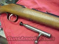 Marlin Model 100 .22 bolt, single shot  Guns > Rifles > Marlin Rifles > Modern > Bolt/Pump
