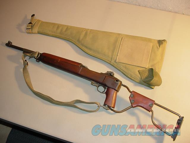 Inland M1A1 Rare Paratrooper U.S. Carbine  Guns > Rifles > IJ Misc Rifles