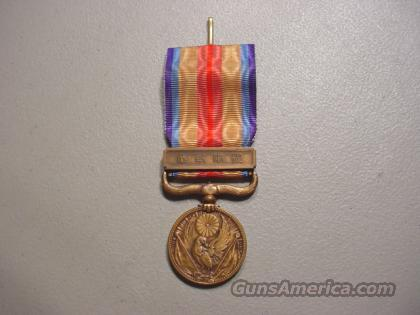 ( 2 ) W W II JAPANESE MEDALS -RED CROSS & CHINA INCIDENT  Non-Guns > Curios