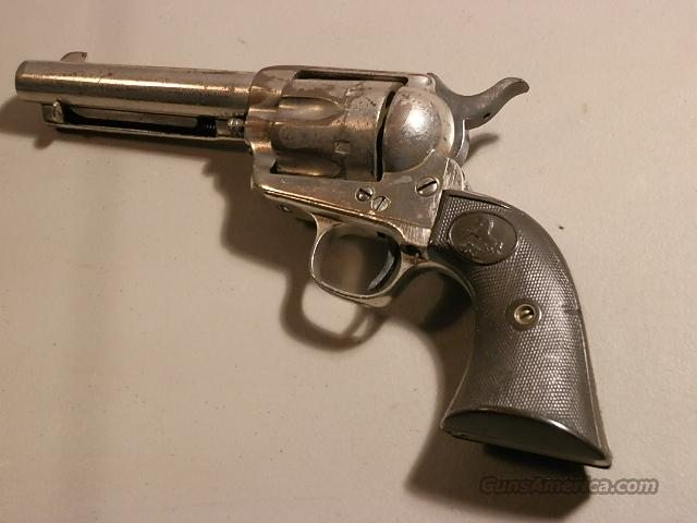 Colt Model 1873 Peacemaker  Guns > Pistols > Antique (Pre-1899) Pistols - Ctg. Misc.
