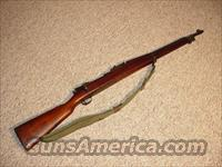 SPRINGFIELD M-1903  RIFLE- 30-06 -  W/ SLING  Military Misc. Rifles US > 1903 Springfield/Variants