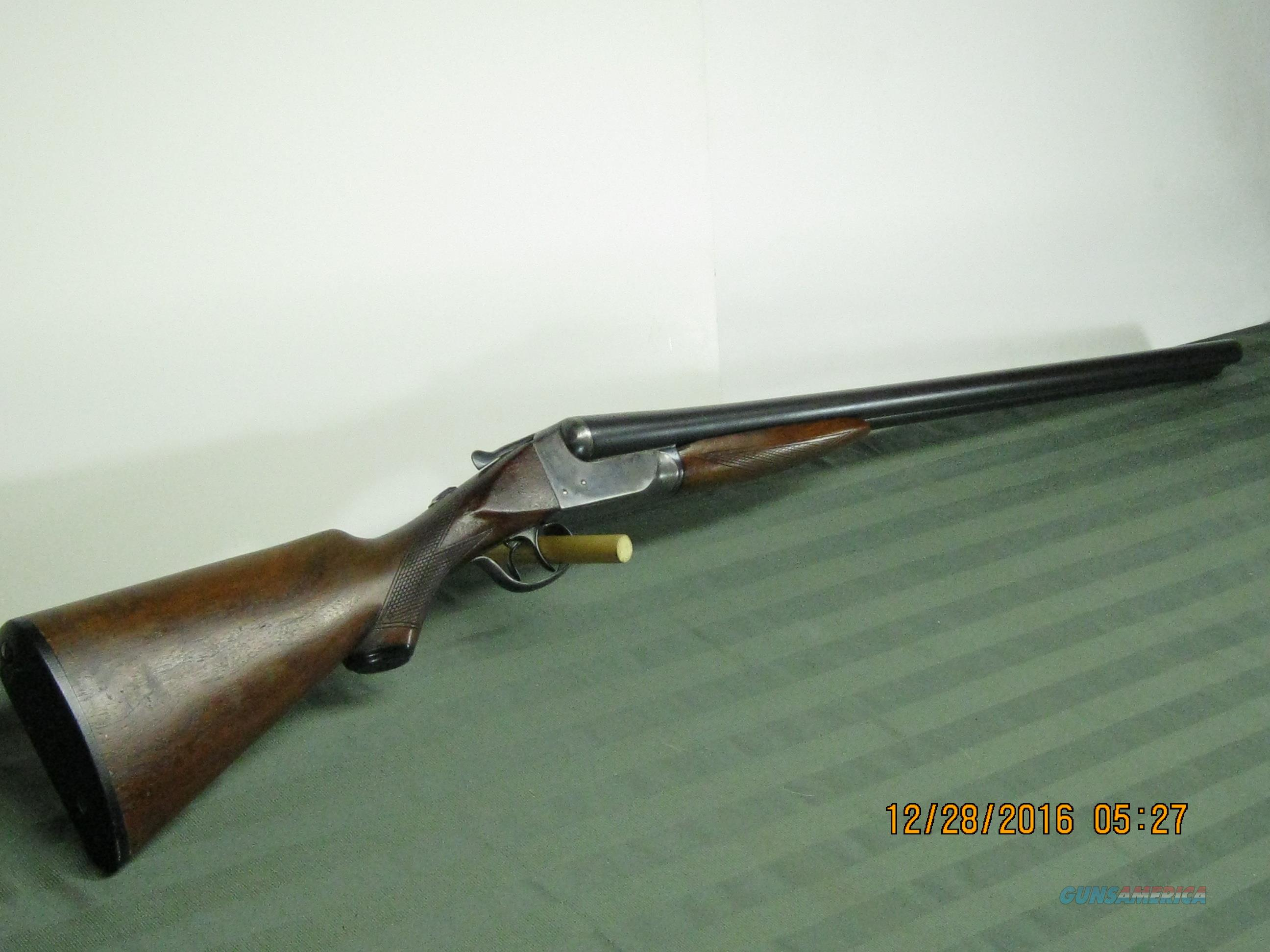 Ithaca Flues Field Grade  Guns > Shotguns > Ithaca Shotguns > SxS