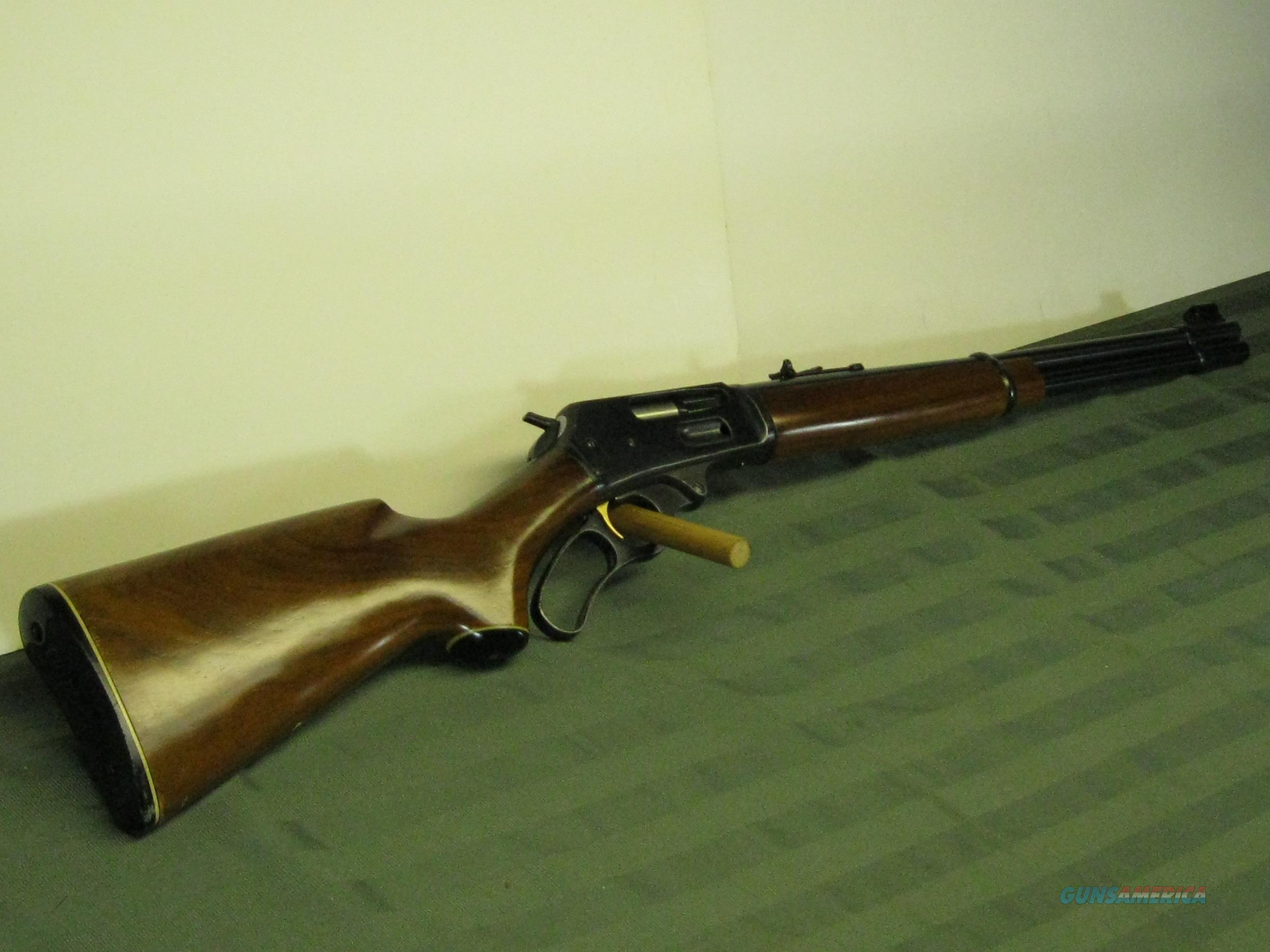 Marlin Model 336 .35 Cal. lever action  Guns > Rifles > Marlin Rifles > Modern > Lever Action