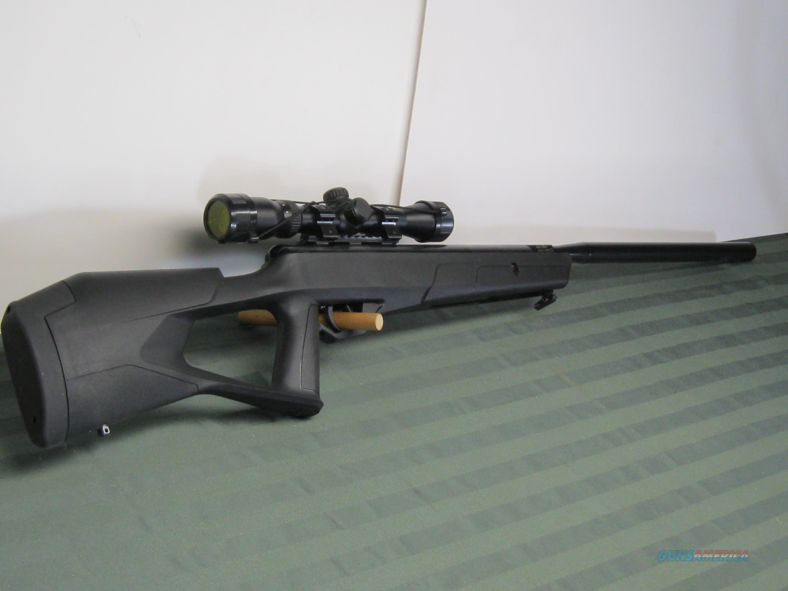 Benjamin Trail air rifle adult high velocity .22 cal.  Non-Guns > Air Rifles - Pistols > Adult High Velocity