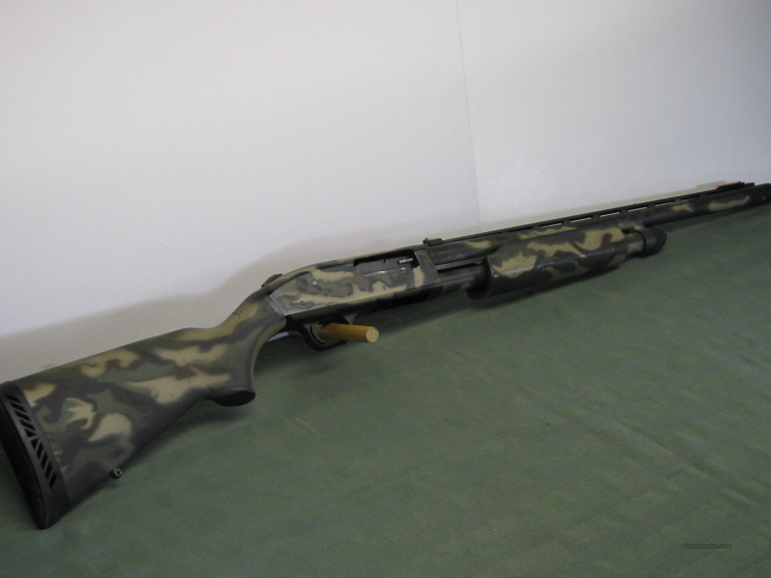 Mossberg -- MODEL 835 ULTI-MAG 12GA CAMO  Guns > Shotguns > Mossberg Shotguns > Pump > Sporting