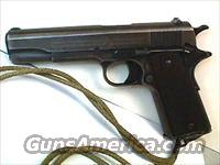 COLT Model 1911 U.S. Army - New Price  Colt Automatic Pistols (1911 & Var)