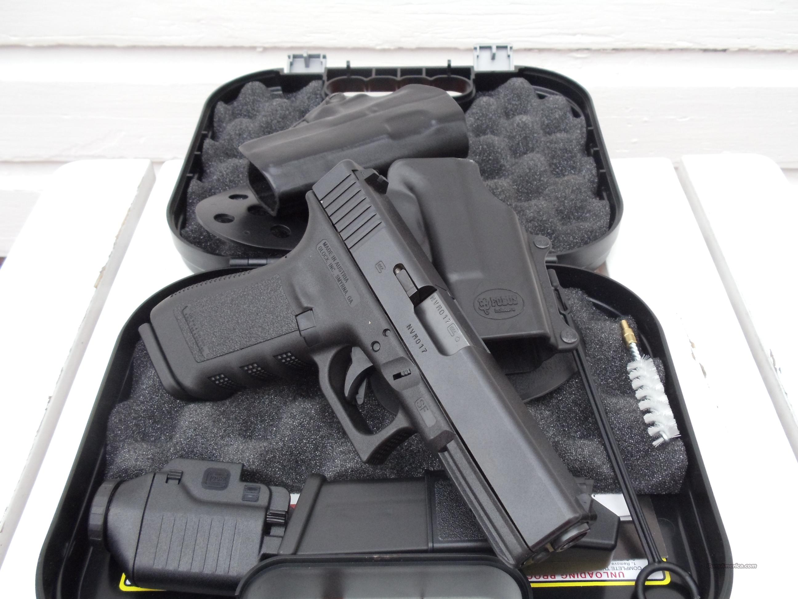 glock 21 sf 45 acp and accessories for sale. Black Bedroom Furniture Sets. Home Design Ideas