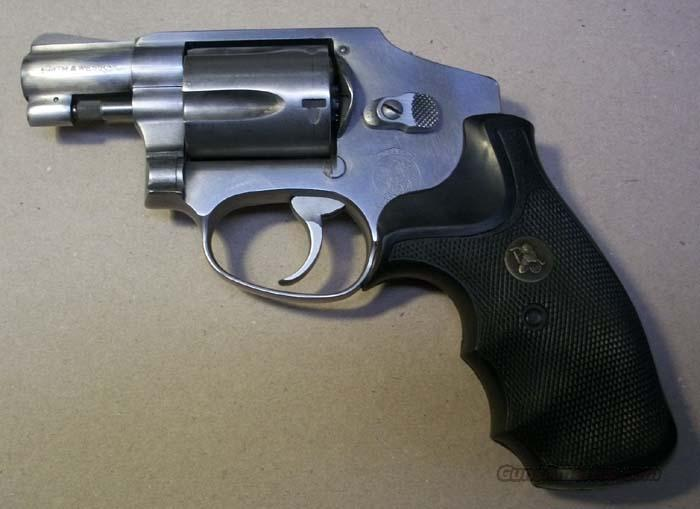 Smith & Wesson model 640 .38 special  Guns > Pistols > Smith & Wesson Revolvers > Full Frame Revolver
