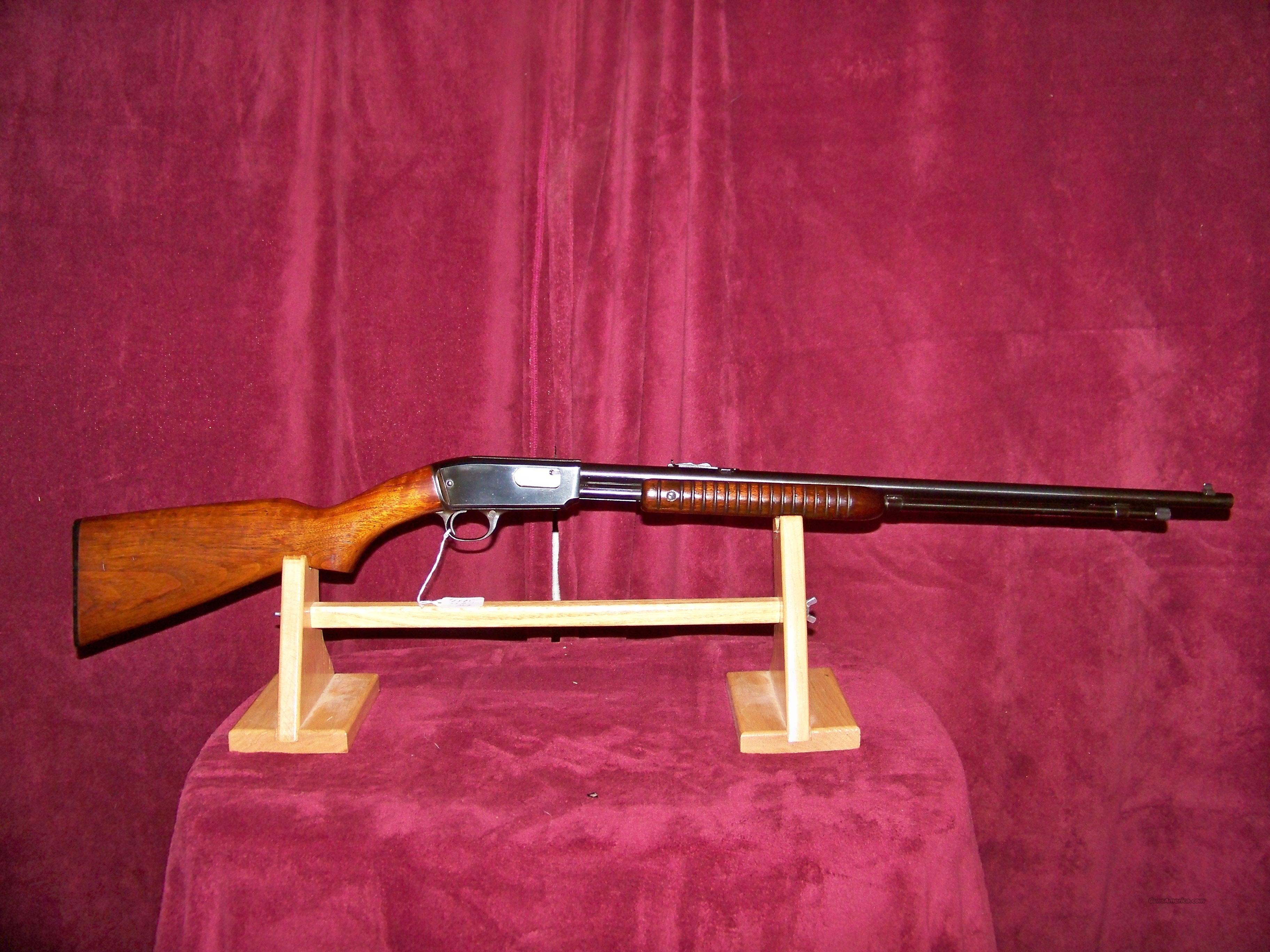 WINCHESTER MODEL 61 22 WIN MAG  Guns > Rifles > Winchester Rifles - Modern Pump