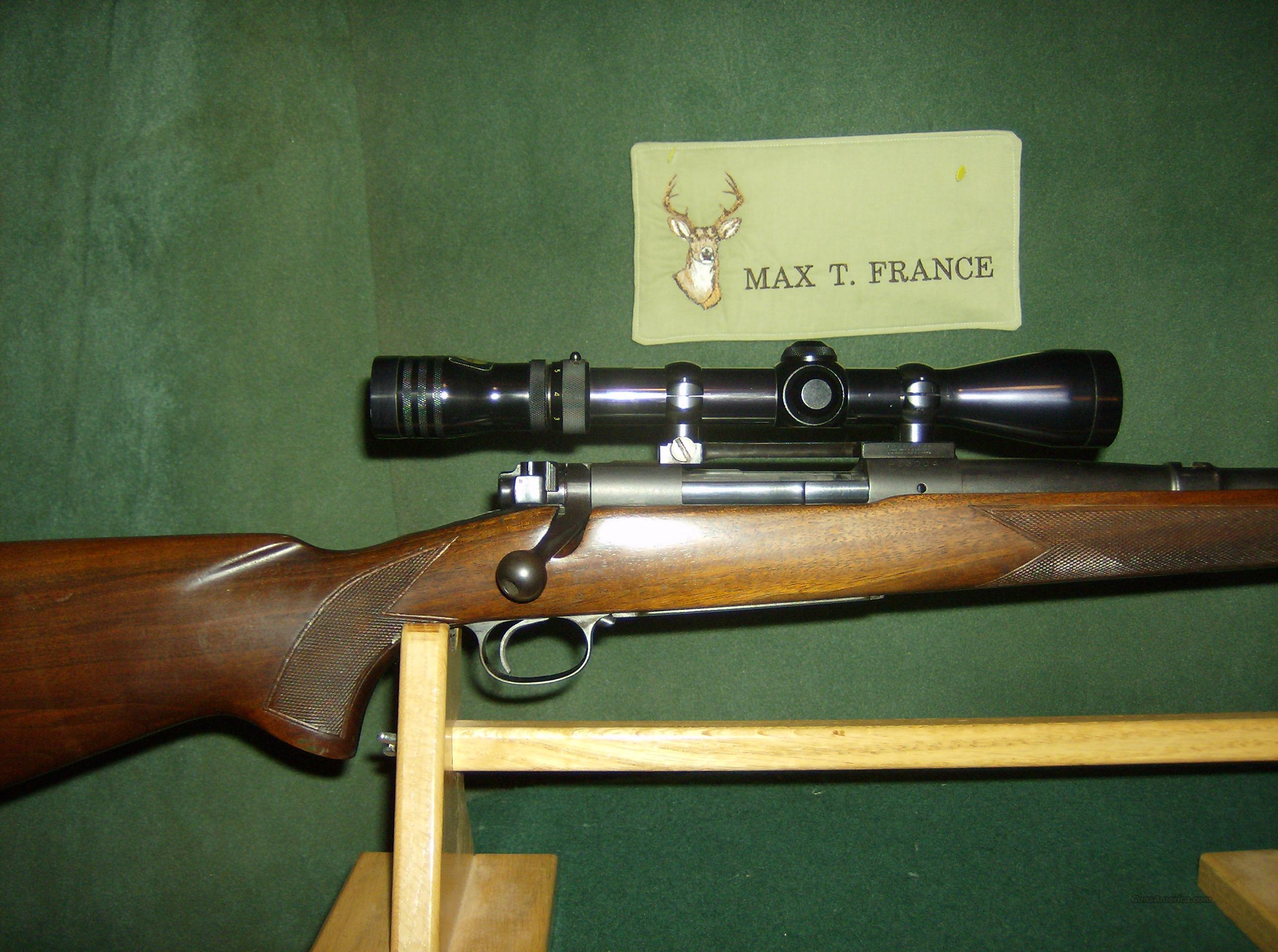 WINCHESTER MODEL 70 PRE 64 220 SWIFT  Guns > Rifles > Winchester Rifles - Modern Bolt/Auto/Single > Model 70 > Pre-64