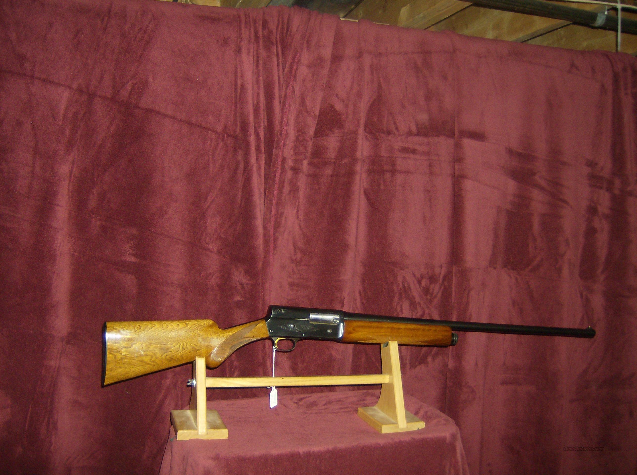 Browning Gun Dates