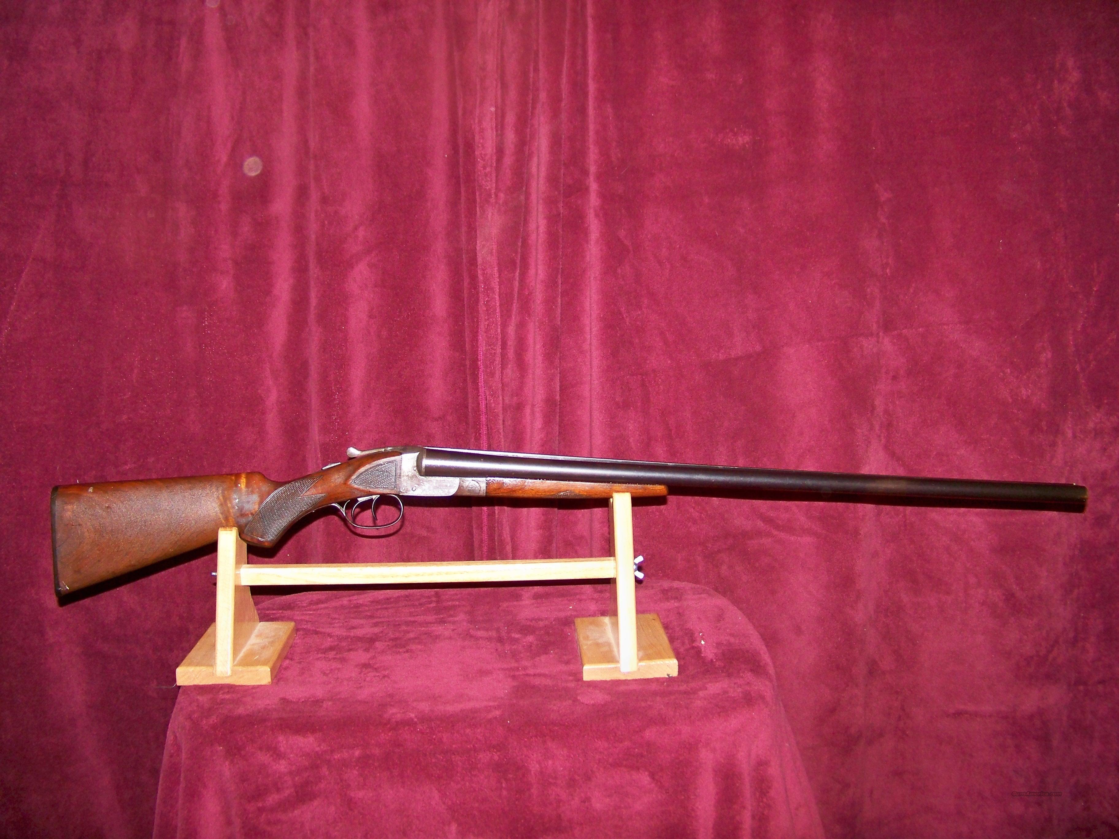 HUNTER ARMS FULTON SPECIAL  Guns > Shotguns > L.C. Smith Shotguns