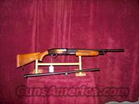 MOSSBERG MODEL AB 12GA TWO BARREL SET  Guns > Shotguns > Mossberg Shotguns > Pump > Sporting