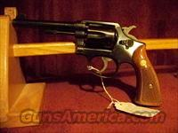 Smith & Wesson Model 11  Guns > Pistols > Smith & Wesson Revolvers > Model 10
