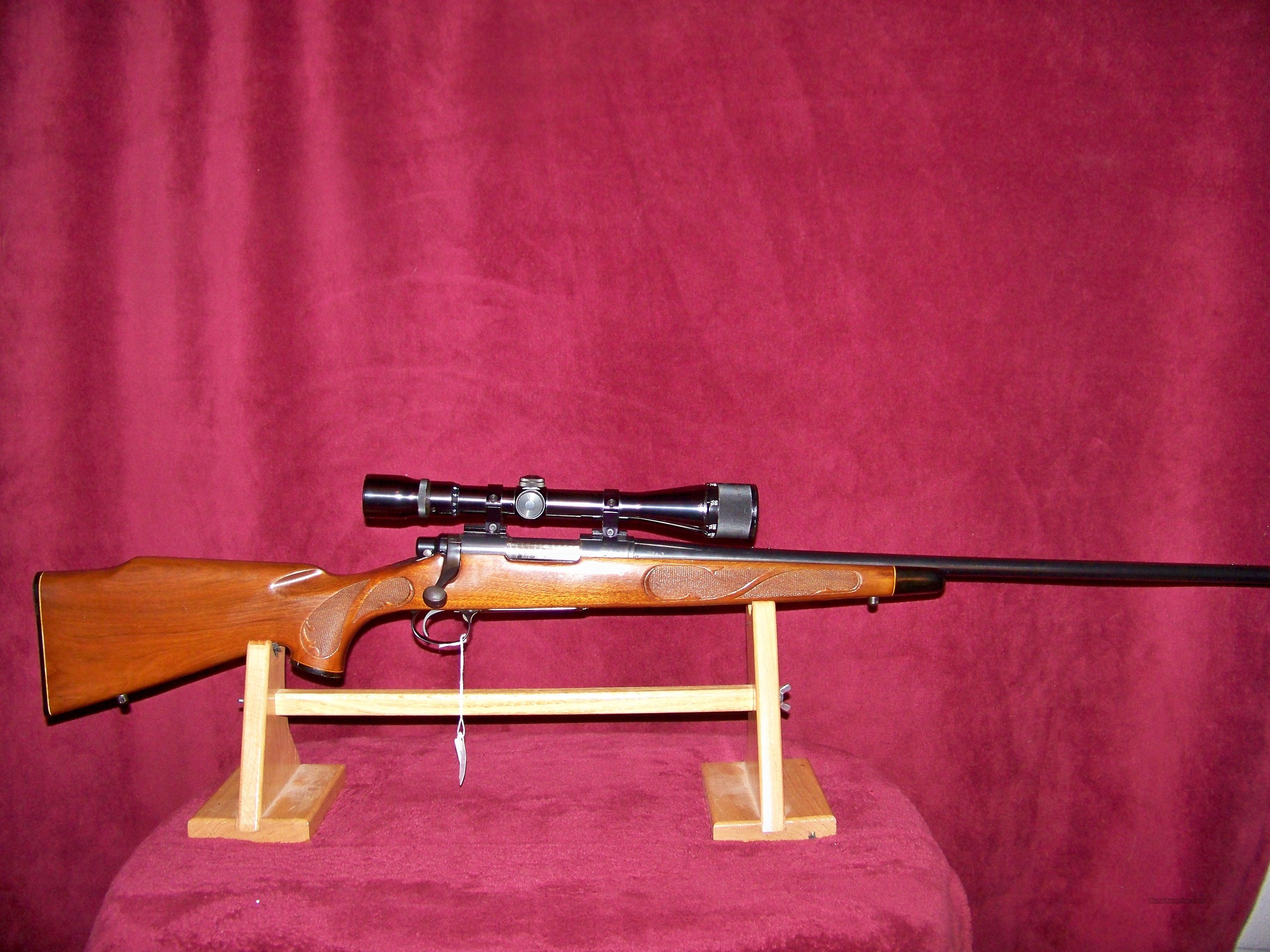 REMINGTON MODEL 700BDL 17 REM CALIBER  Guns > Rifles > Remington Rifles - Modern > Model 700 > Sporting