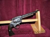 COLT BISLEY 32-20 WCF   Colt Single Action Revolvers - 1st Gen.