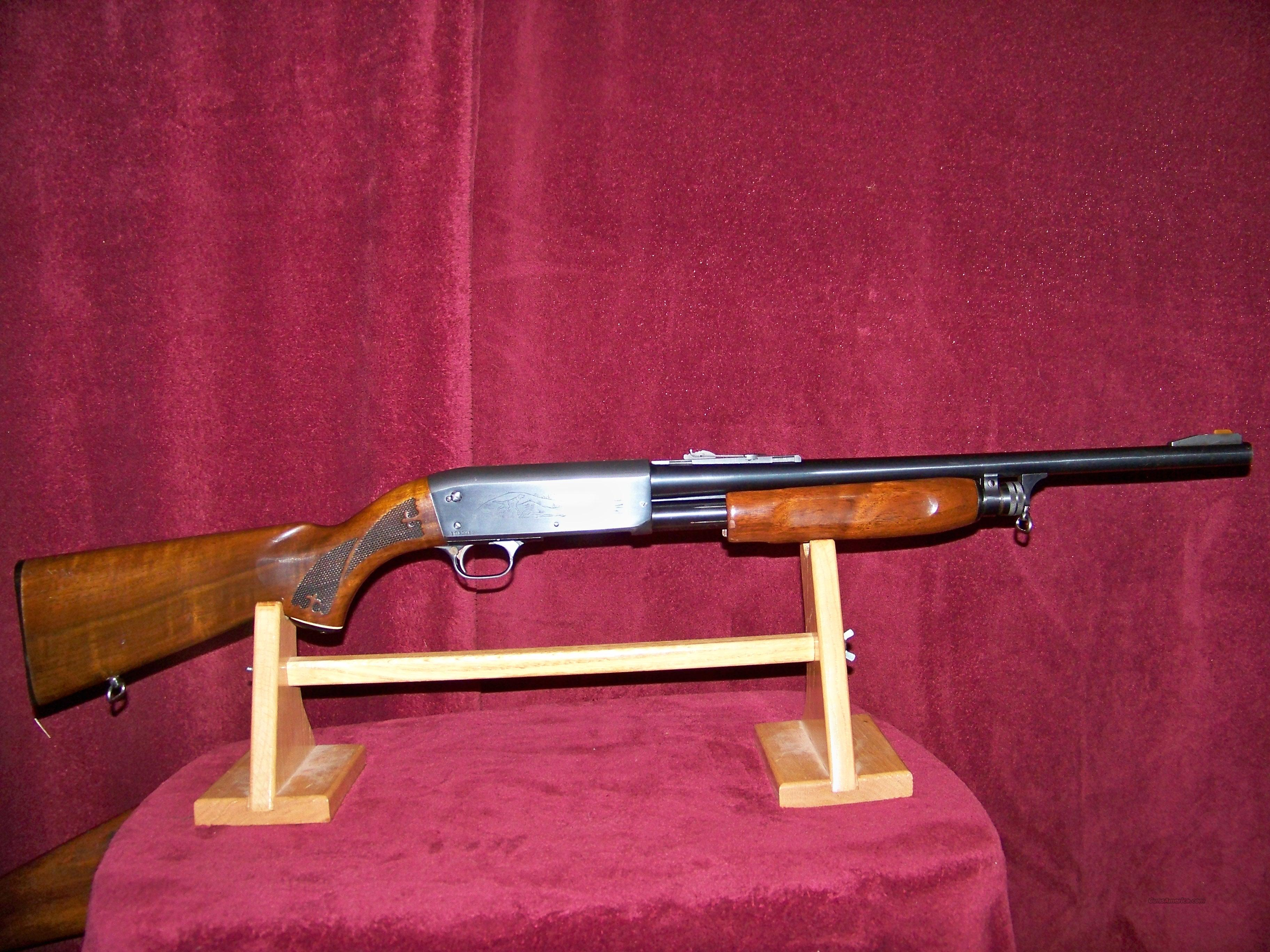 ITHACA 37 16GA DEERSLAYER  Guns > Shotguns > Ithaca Shotguns > Pump