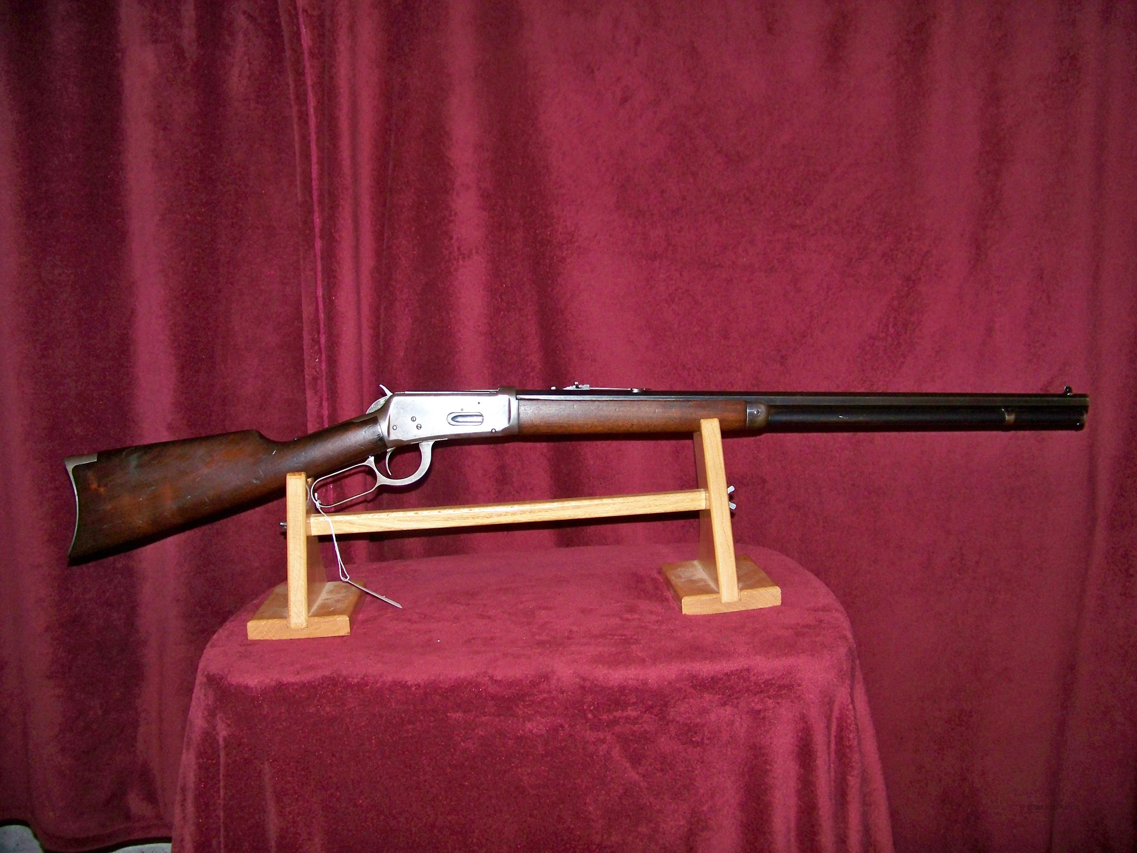 WINCHESTER 94 32 SPECIAL RIFLE  Guns > Rifles > Winchester Rifles - Modern Lever > Model 94 > Pre-64