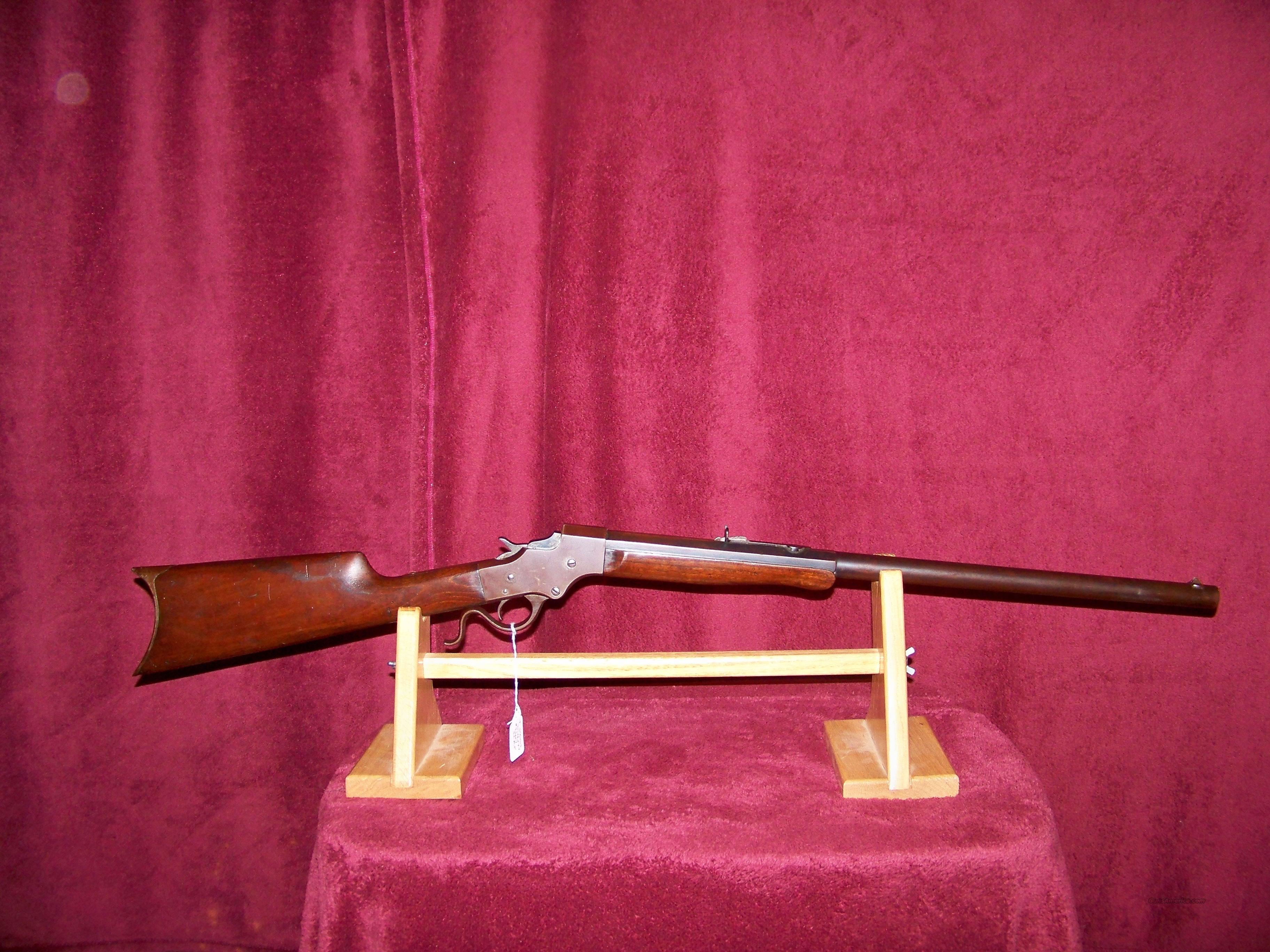 STEVENS MODEL 44 32 RIM FIRE  Guns > Rifles > Stevens Rifles