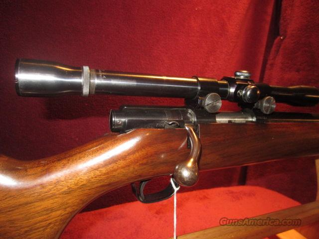 WINCHESTER MODEL 43 22 HORNET  Guns > Rifles > Winchester Rifles - Modern Bolt/Auto/Single > Other Bolt Action