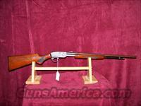SAVAGE MODEL 29A 22 PUMP MADE IN UTICA N.Y.  Guns > Rifles > Savage Rifles > Other