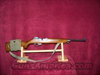 MODEL E M1 22 CALIBER ERMA-WERKE   GERMANY  Guns > Rifles > Military Misc. Rifles Non-US > Other