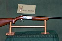 Winchester Model 37 20ga  Guns > Shotguns > Winchester Shotguns - Modern > Bolt/Single Shot