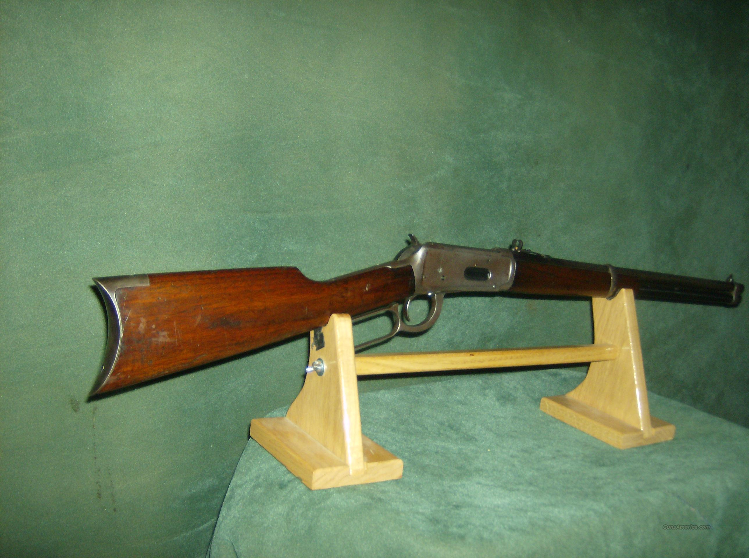 WINCHESTER 1894 EASTERN CARBINE   Guns > Rifles > Winchester Rifles - Modern Lever > Model 94 > Pre-64