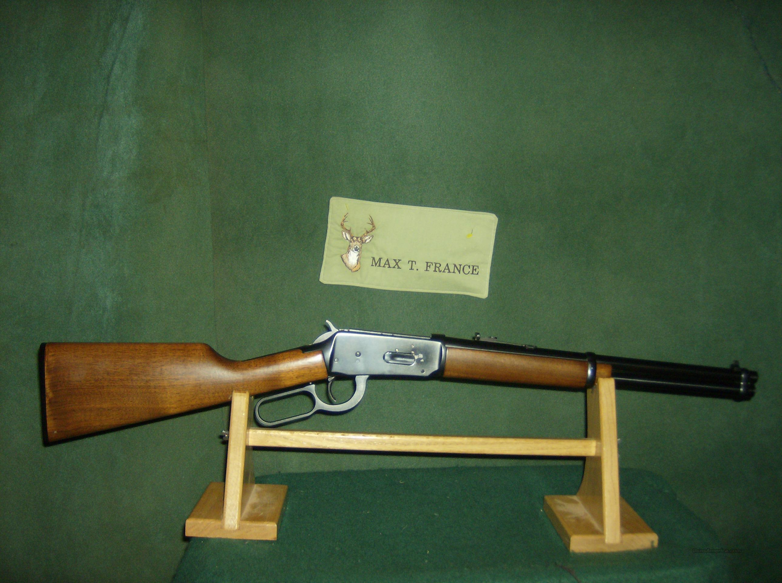 WINCHESTER MODEL 94 TRAPPER 30-30 CALIBER  Guns > Rifles > Winchester Rifles - Modern Lever > Model 94 > Post-64