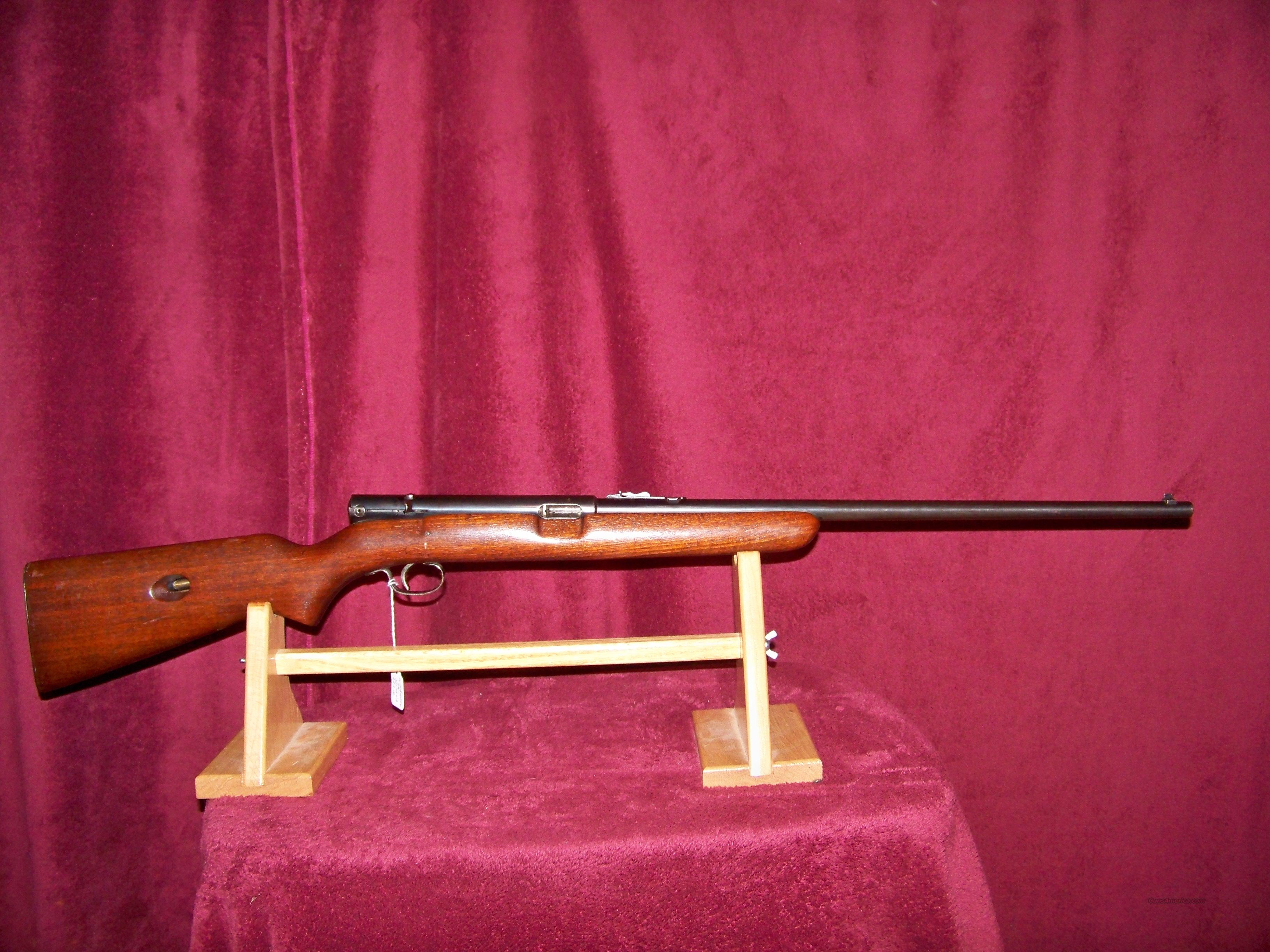 WINCHESTER MODEL 74 22 L.R.  Guns > Rifles > Winchester Rifles - Modern Bolt/Auto/Single > Autoloaders