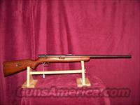 WINCHESTER MODEL 74 22 L.R.  Winchester Rifles - Modern Bolt/Auto/Single > Autoloaders
