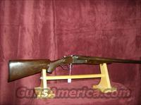 SAVAGE SPRINGFIELD 5100 MODEL 12GA DOUBLE  Guns > Shotguns > Savage Shotguns