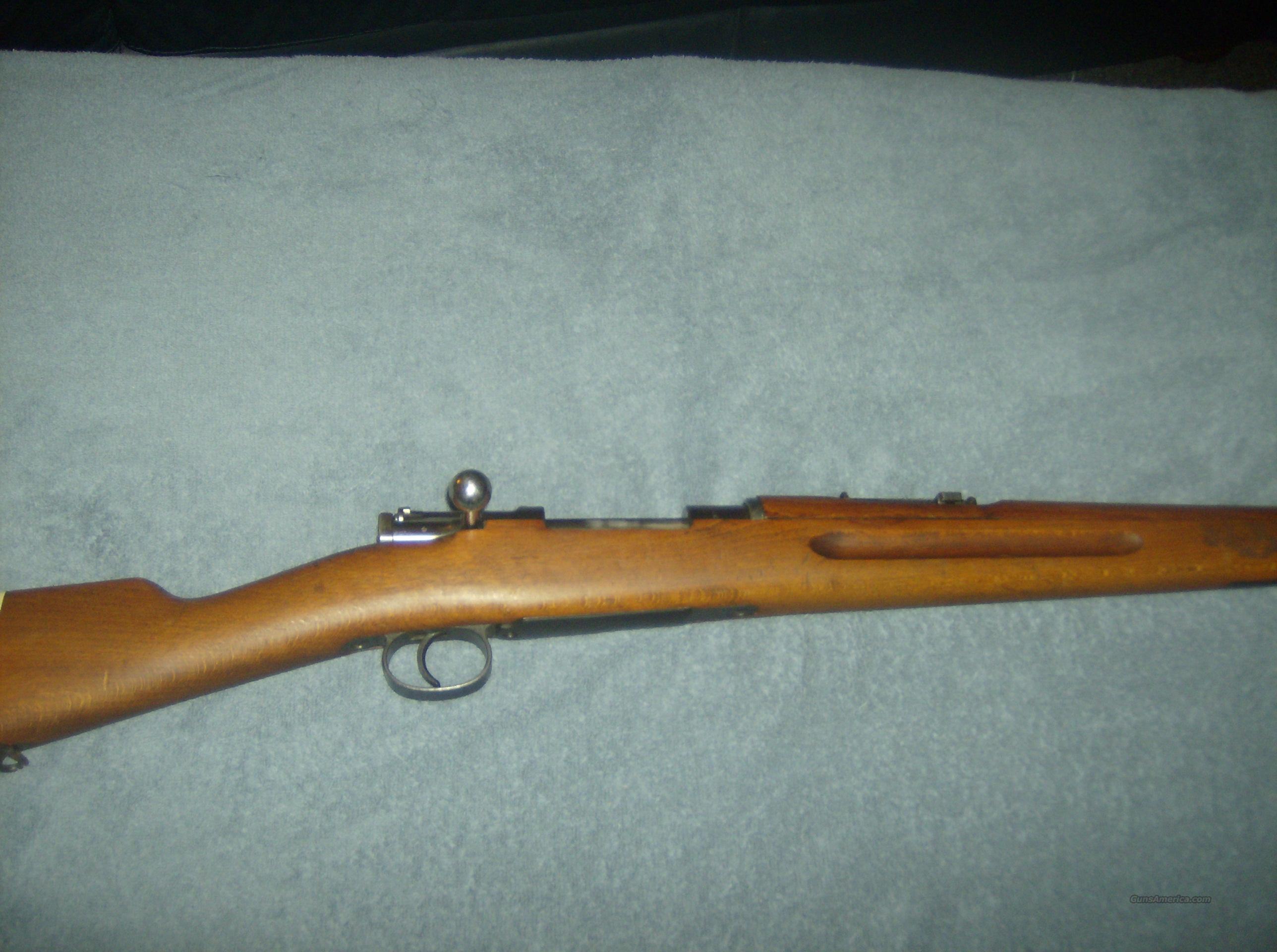 swedish mauser model 96