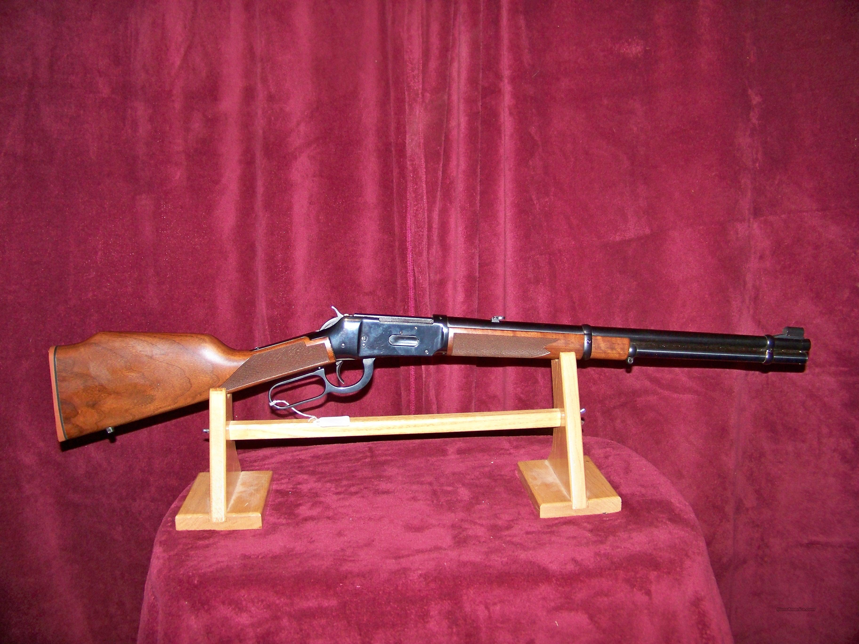 WINCHESTER MODEL 94AE 356 WIN  Guns > Rifles > Winchester Rifles - Modern Lever > Model 94 > Post-64